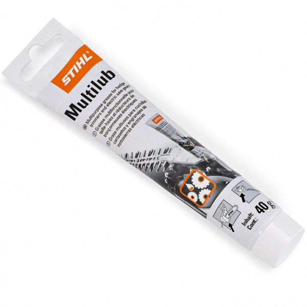 STIHL Multitube Mehrzweckfett Multilub 40 g Tube
