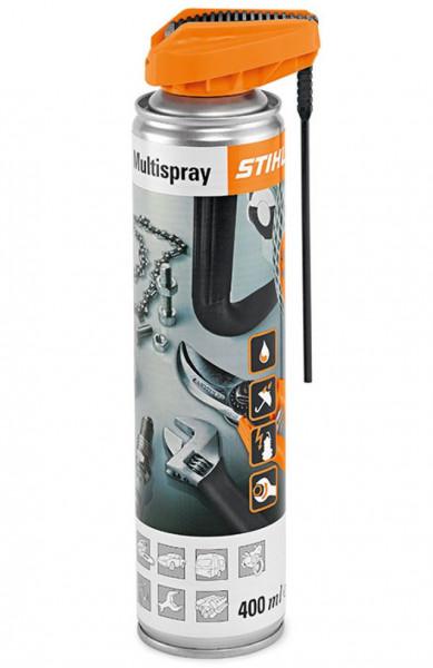STIHL Multispray zum Schmieren, Lösen und Schützen