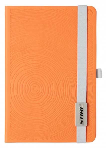 STIHL Notizbuch orange by Lanybook