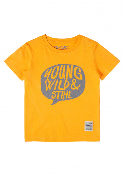 STIHL Kids T-Shirt YOUNG WILD