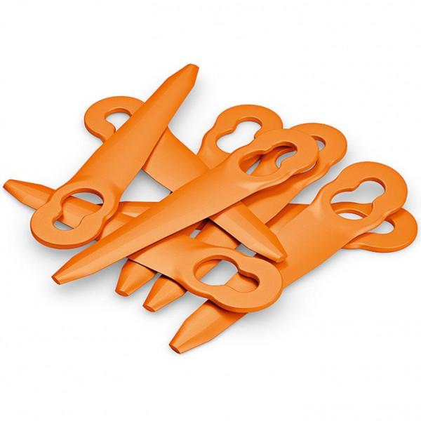 STIHL Satz Kunststoffmesser für PolyCut 2-2